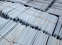 Construction rods Royalty Free Stock Photo