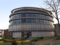 Construction ronde moderne à Bonn Images libres de droits