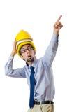 Construction safety concept Stock Photos