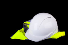 Construction Safety Gear Stock Image