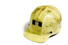 Construction safety Hard Hat Stock Photo