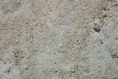 Construction sand (Texture) Royalty Free Stock Image