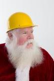 Construction Santa Stock Photography
