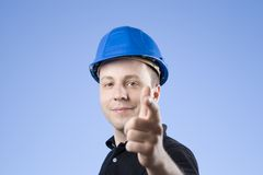 Construction Series Royalty Free Stock Photography
