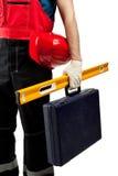Construction services Stock Photos