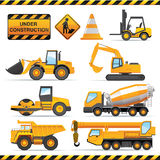 Construction set Royalty Free Stock Photos