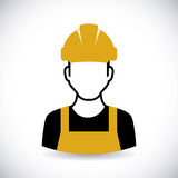 Construction signals Stock Images