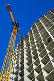 Construction site. Royalty Free Stock Images