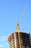 Construction site. Royalty Free Stock Photo