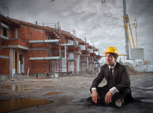 Free Construction Site Royalty Free Stock Image - 13258966