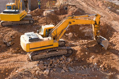 Free Construction Site Royalty Free Stock Image - 17443756