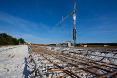 Construction site Stock Images