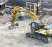 Construction-site Photographie stock libre de droits