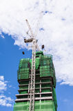 Construction site Stock Image