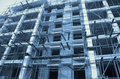 Construction Site Royalty Free Stock Photography