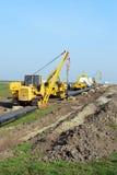 Construction site Royalty Free Stock Photos