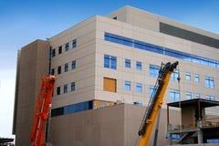 Construction site Building Stock Image