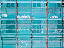 Construction site of a building Royalty Free Stock Image
