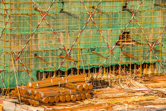 Construction site in China Royalty Free Stock Photo