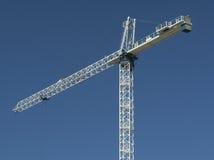Construction Site Crane Stock Photography
