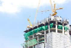 Construction Site. Stock Image
