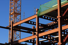Construction Site Details Royalty Free Stock Image