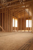Construction Site Interior Stock Photography