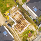 Construction site. Royalty Free Stock Photos