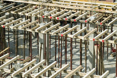 Construction site, outdoor Royalty Free Stock Photography