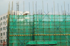 The construction site, in Shenzhen, China Stock Photos