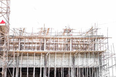 Construction site, Thailand Royalty Free Stock Photography