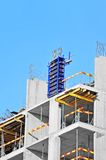 Construction site work Royalty Free Stock Photography