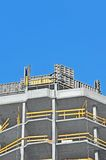 Construction site work Royalty Free Stock Photo