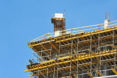 Construction site work Royalty Free Stock Images