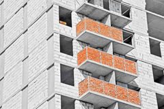 Construction site work Royalty Free Stock Photos