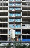 Construction Site in Xian, China Stock Photos