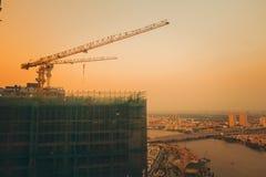 A construction site Stock Photos