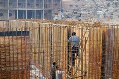 Construction sites Stock Photos