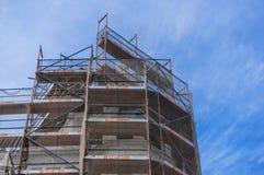 Construction sous la rénovation Photos libres de droits