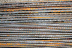 Construction steel bars Royalty Free Stock Photography