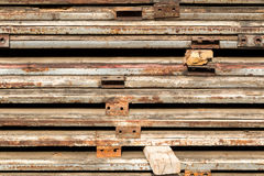 Construction steel Royalty Free Stock Photos