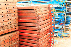 Construction steel Royalty Free Stock Images