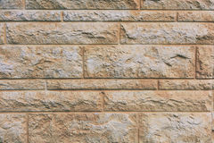 Construction of stone wall background Stock Photos
