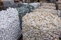Construction stones Royalty Free Stock Photos