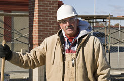 Construction Straight Talk Stock Photo