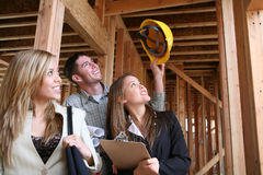 Construction Success Royalty Free Stock Photos