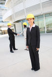 Construction Team royalty free stock photography