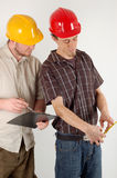 Construction team Royalty Free Stock Image