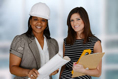Construction Team Stock Image