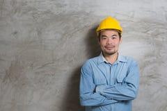 Construction technician Stock Photography